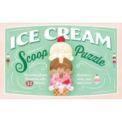 Ice Cream Scoop Puzzle