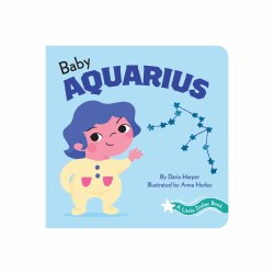 Little Zodiac Book Aquarius