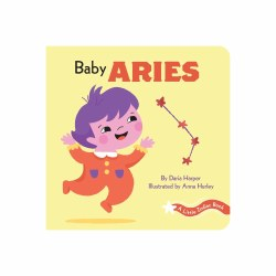 Little Zodiac Book Aries