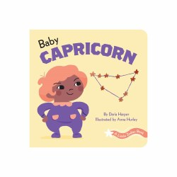 Little Zodiac Book Capricorn