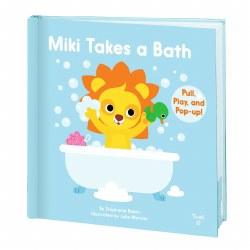 Miki Takes a Bath