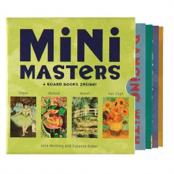 Mini Masters Board Book Set