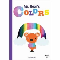 Mr. Bear's Colors