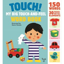 My Big Touch & Feel Word Book