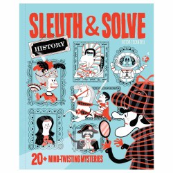Sleuth & Solve History