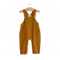 Cord Overall Amber 6-9M