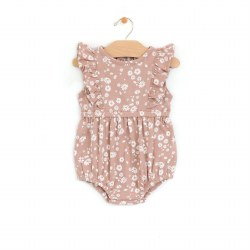Jersey Bubble Daisies 0-3M