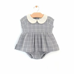 Skirted Bubble Windwpn 6-9M