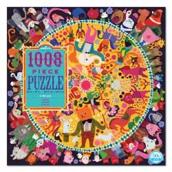 Circus 1008-Piece Puzzle
