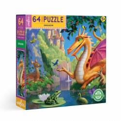 Dragon 64-Piece Puzzle