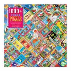 Firecracker Labels 1008-Piece Puzzle