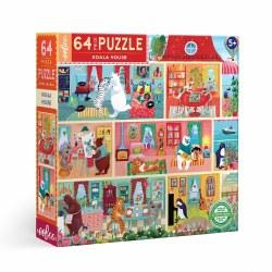 Koala House 64-Piece Puzzle