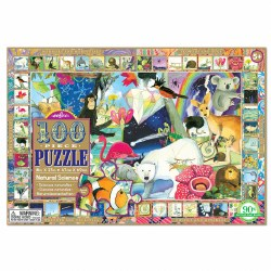 Natural Science 100-Piece Puzzle