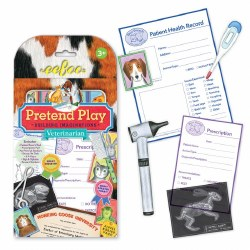 Pretend Play Veterinarian