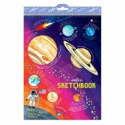 Sketchbook Solar System