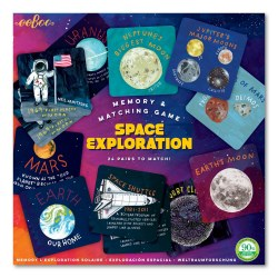 Space Exploration Matching Game