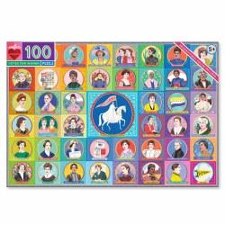 Votes for Women 100-Piece Puzzle
