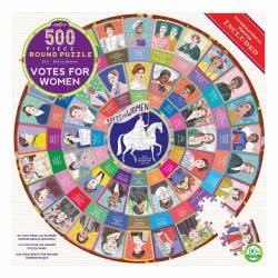 Votes for Women 500-Piece Puzzle