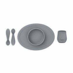 First Foods Set Gray