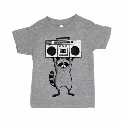 In Your Eyes Raccon SS Tee 2