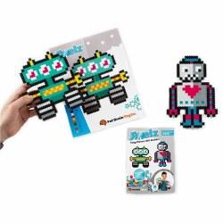 Jixelz Roving Robots 700-Piece Set