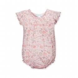 Ruched Bubble Caroline 0-3M