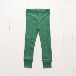 Drop Needle Pant Green 3-6M
