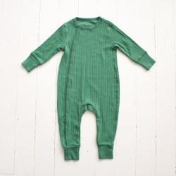 Kimono Romper Sc Hs Green 3-6M