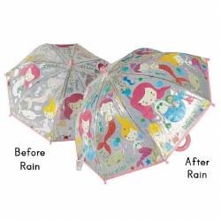 Color Changing Umbrella Mermaids