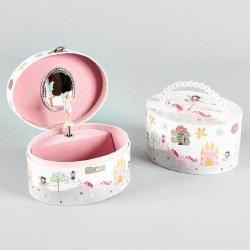 Musical Jewelry Box- Fairy Unicorn