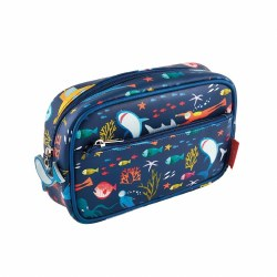 Zip Pouch Deep Sea