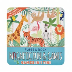 Magnetic Game Jungle