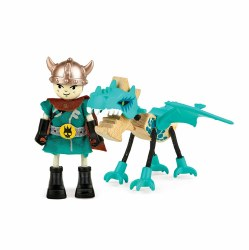 Dragon Rider Play Figures