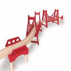 Extended Double Suspension Bridge
