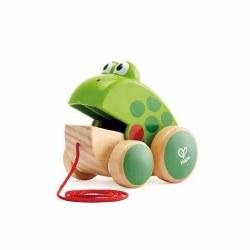 Frog Pull Along