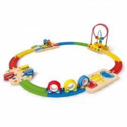 Musical Melody Rainbow Railway Set