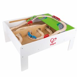 Reversible Play & Store Train Table