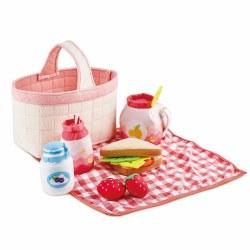 Toddler Picnic Basket