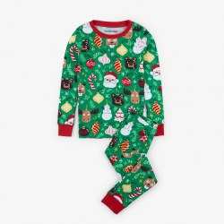 Holiday Ornament PJs 6
