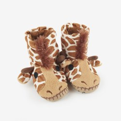 Slippers-Giraffe 8-10