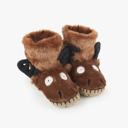 Slippers-Moose 5-7