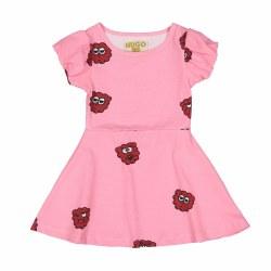 Skater Dress Raspberry 10