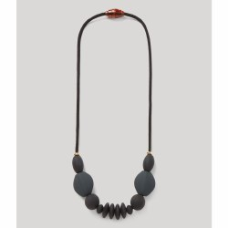 Charcoal Teething Necklace