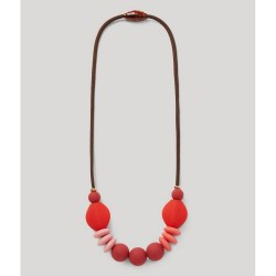 Rose Teething Necklace