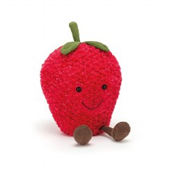 Amuseables Strawberry 12""