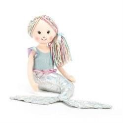 """Aqua-Lily Mermaid 13"""""""