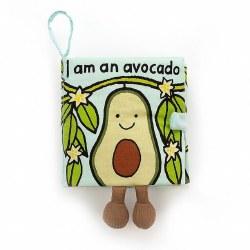 I Am An Avocado Soft Book