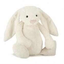 Bashful Bunny Cream Really Big
