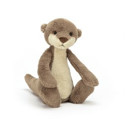 """Bashful Otter Small 7"""""""