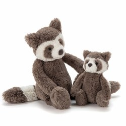 Bashful Raccoon 7""